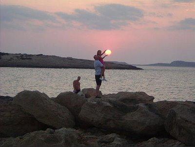 Holding the sun 6