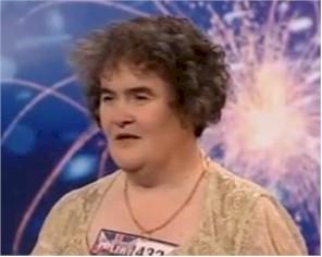 Susan Boyle video