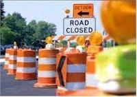 Naughty road construction