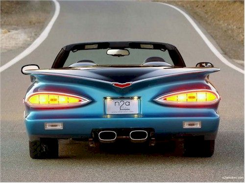 Chevy 789 rear