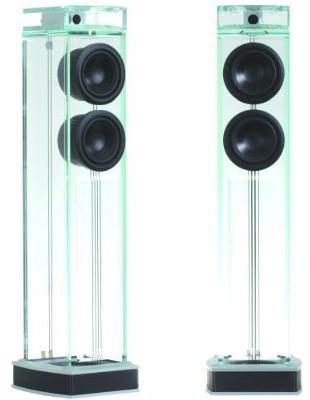 Waterfall Audio Niagara glass speakers