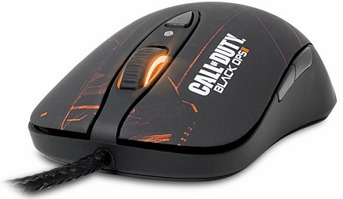 SteelSeries Sensei RAW Black Ops II gaming mouse
