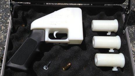 Cody Wilson 3D gun