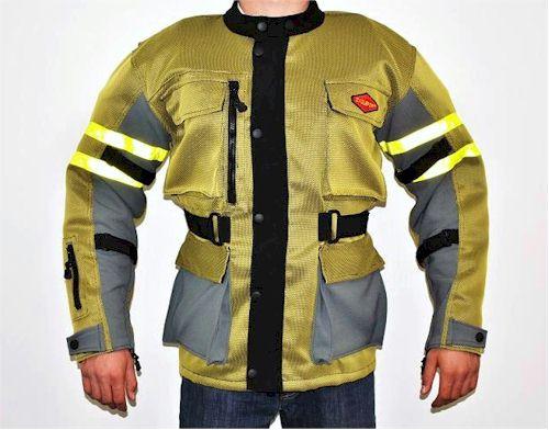 Motoport Ultra II Kevlar Mesh motorcycle jacket