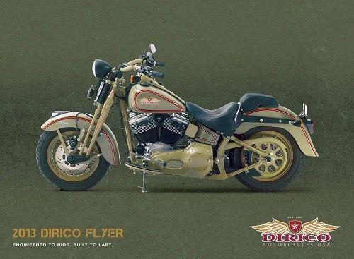 Dirico Flyer 2013