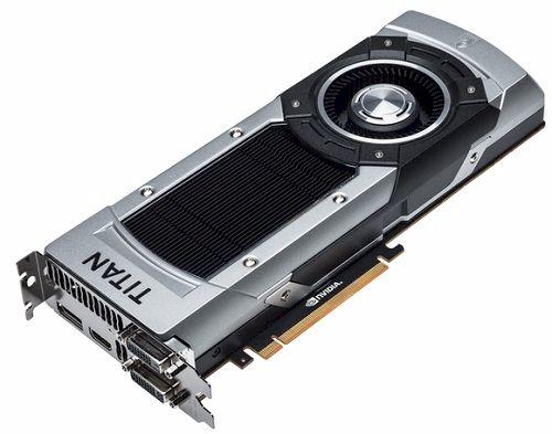 nNidia GeForce GTX Titan Black