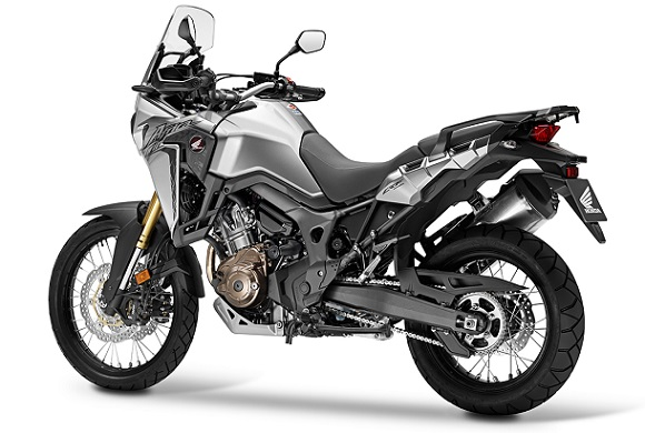 Honda CRF1000L Africa Twin Digital Metallic Silver