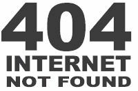 404 internet