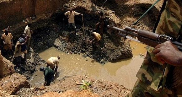 Congo conflict mine