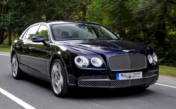 Bentley Flying Spur Speed 2015