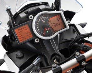 KTM 1090 Adventure R dashboard
