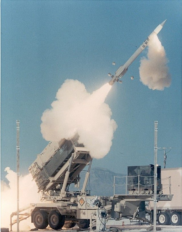 Patriot PAC-3 launch