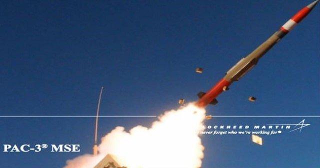 Patriot MIM-104 (PAC-3) missile